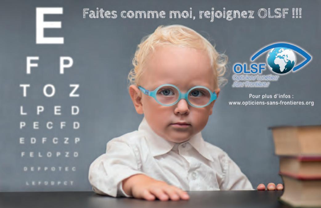 Vision Gonneville Membre des Opticiens Lunetiers Sans Frontières