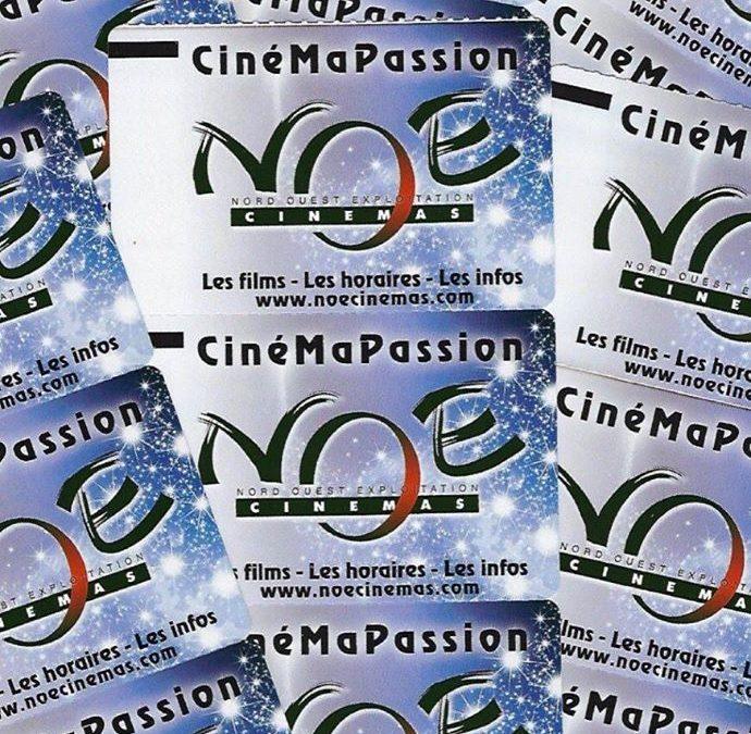 Venez bénéficier d'une place de cinéma !